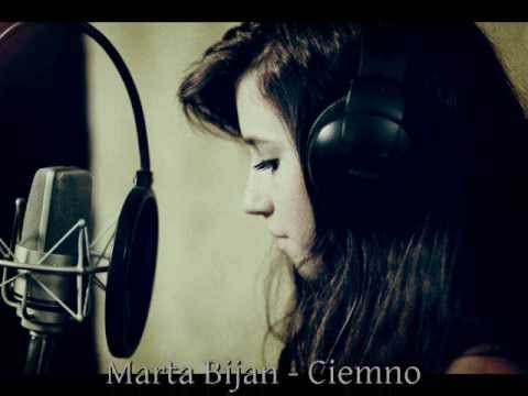 Tekst piosenki Marta Bijan - Ciemno po polsku