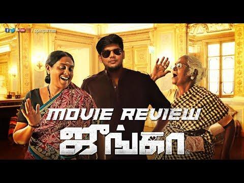 Junga Movie Review by Vj Abishek | Open Pannaa