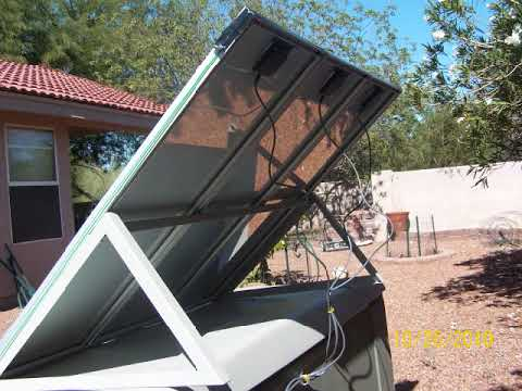 Solar Generators Anyone Can Build: Free Power-No Gas