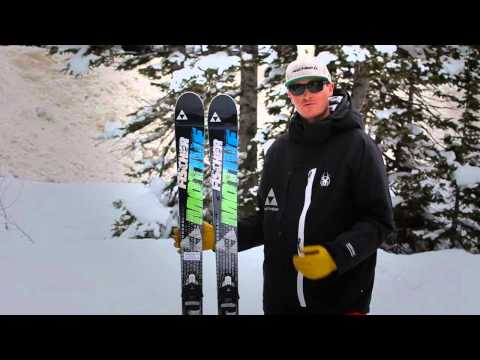 2014 Fischer Motive 86 Ski Review 