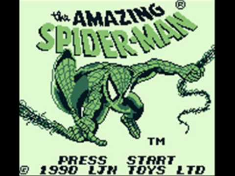 the amazing spider man game boy download