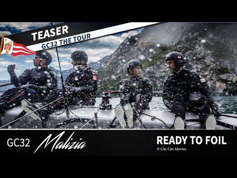 GC32 Malizia - Teaser