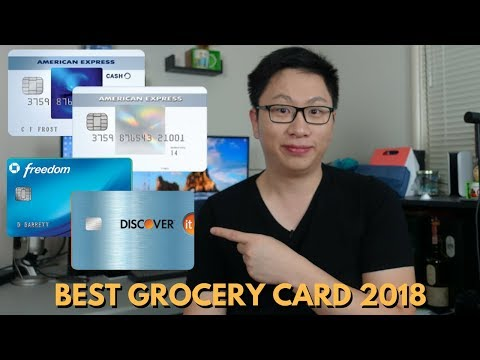 The Best Grocery Card 2018