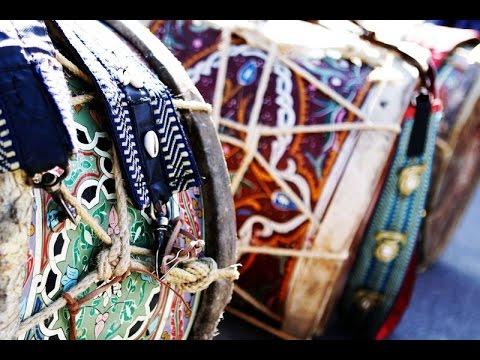 Lila Màalam Aziz Bakbou à Tamsloht –_ Lhadiya Part 2 _– & Gnawa Oulad Bambra