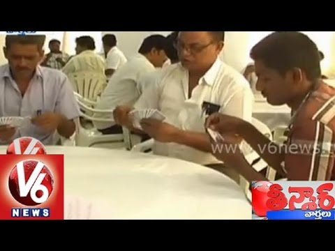 CM KCR serious on gambling club centers in state - Teenmaar News 27 August 2014 08 PM