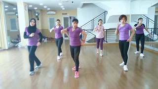 Video Dangdut lagi syantik ( Siti Badriah) l Dance fitness choreo Sri andayani MP3, 3GP, MP4, WEBM, AVI, FLV Agustus 2018