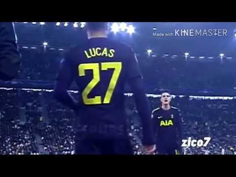 Lucas Moura 2 X 2 Juventus Melhores momentos de Lucas Moura