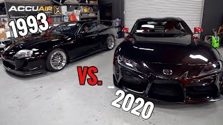 ALL the Differences between MK4 & MK5 Supra! by TJ Hunt