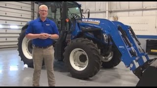 5. Easy Loader Attachment for New Holland 665TL Loader