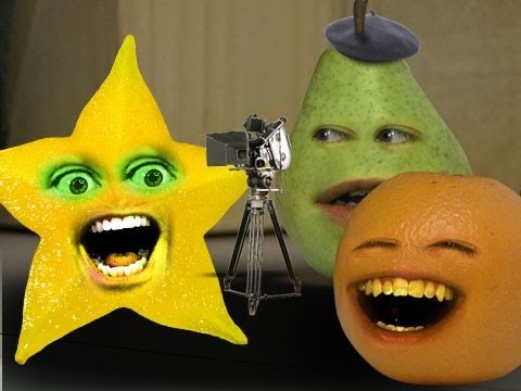 Annoying Orange - Be a star%21 