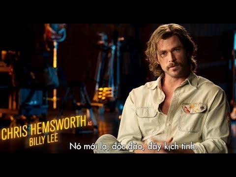 Bad Times At The El Royale I Bí mật hậu trường [Khởi chiếu 19.10]