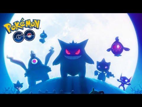 3ª GERAÇÃO NO HALLOWEEN! - Pokémon Go
