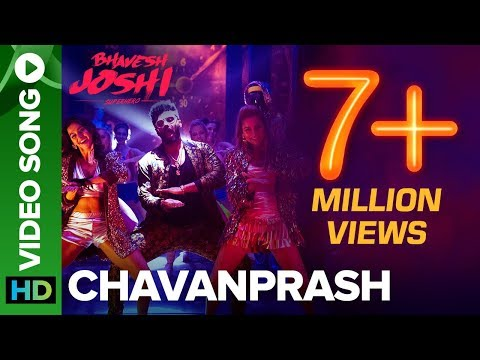 Video Chavanprash Video Song ft. Arjun Kapoor & Harshvardhan Kapoor | Bhavesh Joshi Superhero | 1st June download in MP3, 3GP, MP4, WEBM, AVI, FLV January 2017
