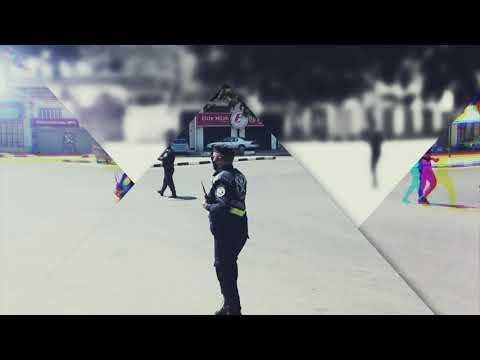 متواجدون معكم ولأجلكم الشرطة الفلسطينية قطاع غزة