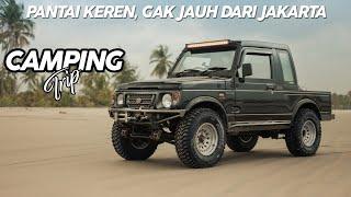 "Video CAMPING TRIP ""Pantai Camara"" - Suzuki Caribian SJ413 MP3, 3GP, MP4, WEBM, AVI, FLV April 2019"