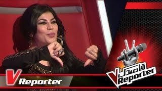 VReporter: Preview Of Episode 6 Of Blind Auditions (The Voice Of Afghanistan)