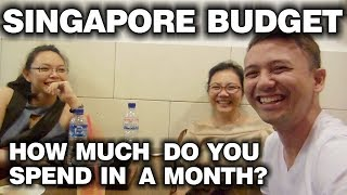 Video Singapore Budget | How Much Do You Spend In A Month? | Recommended Tips MP3, 3GP, MP4, WEBM, AVI, FLV September 2018