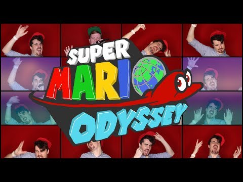 Musical ReCAP of all of the greatest Mario tunes in celebration of the new Mario Odyssey game