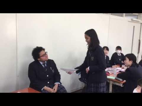 国際コース 国際教養授業②