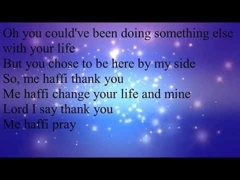 Emtee   Thank You video lyrics