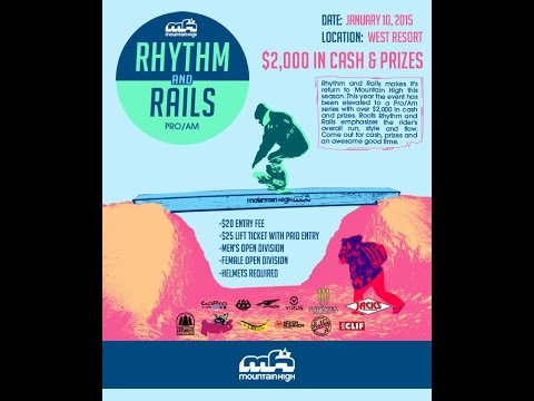 Rhythm and Rails Jan 10th, 2015