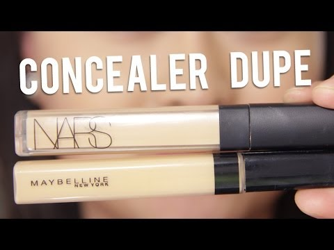 concealer - See a demo of both concealers in action and side by side! They look amazingly similar, but find out why the Maybelline Fit Me Concealer is a complete dupe fo...