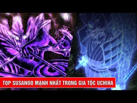 Top 6 cấm thuật mạnh nhất trong Naruto