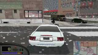 Midtown Madness videosu