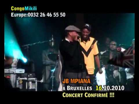 (ayessabouya) Exclusivité Jb mpiana mpundalise Paris