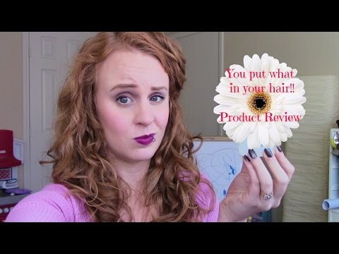 Review: KY for curly hair!