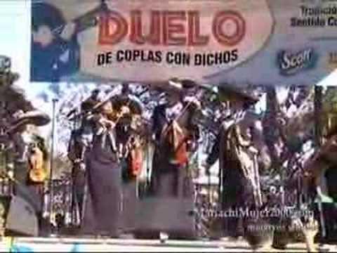 Mariachi Mujer 2000 - Tres Consejos