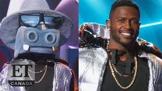 'The Masked Singer' Boots Antonio Brown First