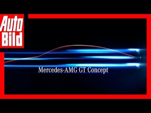 AUTO BILD 벤츠 AMG GT
