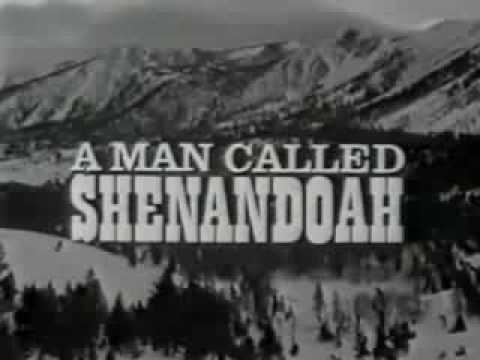 """A Man Called Shenandoah"" US TV series 1965--66, intro / lead in"