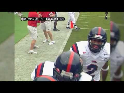 Ole Miss Football: Flashback Friday - Ole Miss vs. South Carolina, 2004