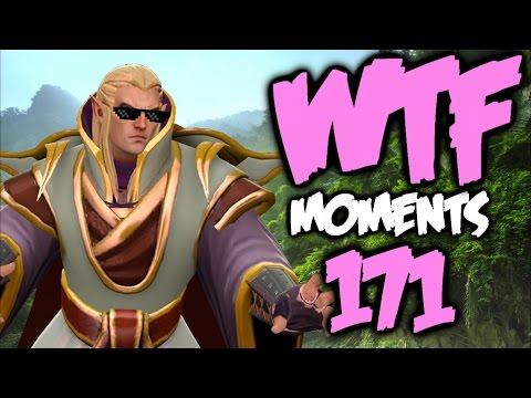 Dota 2 WTF Moments 171 (видео)