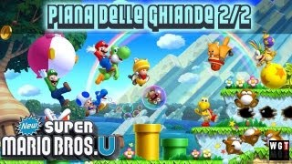 New Super Mario Bros. U Walkthrough ITA HD Piana Delle Ghiande 2-2