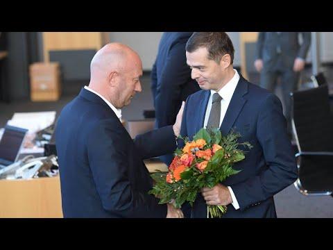 Thüringen: Kemmerich (FDP) zum Ministerpräsidenten gew ...