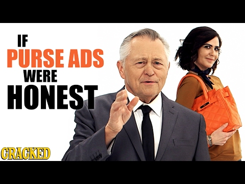 If Purse Ads Were Honest