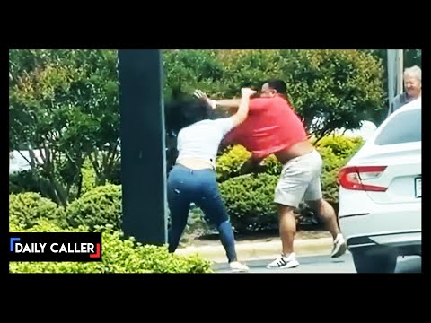 Fight Breaks Out At Gas Station Amid Fuel Shortage