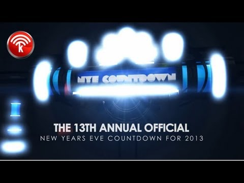 The Official New Year's Eve Countdown to 2013 (Djs/ Nightclubs Only)