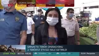 Gaziosmanpaşa'da Koronavirüs Denetimleri - Tv100