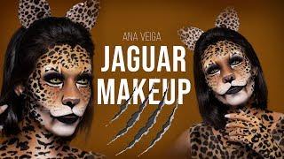 Maquiagem de  Onça/Jaguar