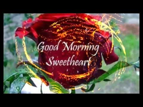 Good morning love - Lovely Good Morning Video For Girlfriend - Love Quotes  Best Wishes  Whatsapp Video For GF/BF