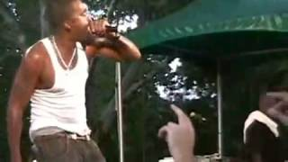 nas ether live at central park 2004