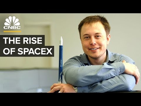 What SpaceX Means For Elon Musk's Mars Dreams
