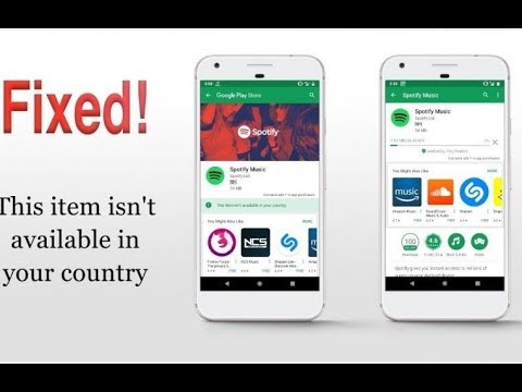 Download any app not available in your country