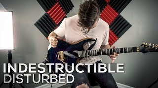 Disturbed - Indestructible - Cole Rolland (Guitar Cover)