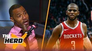 Video Kenyon Martin on why NBA players don't like Chris Paul, Picks Warriors over Rockets | NBA | THE HERD MP3, 3GP, MP4, WEBM, AVI, FLV Juli 2018
