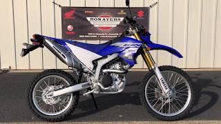 8. 2020 Yamaha WR250R